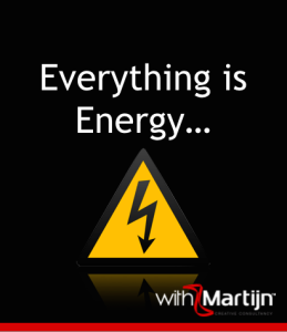Everything is Energy withMartijn