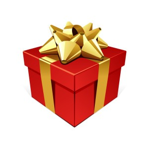 Enjoy your gifts withMartijn