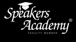 Speaker Academy faculty member